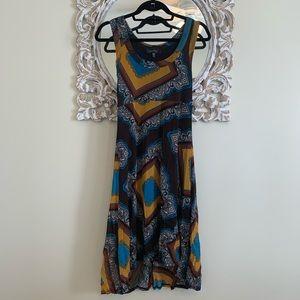 Karen Kane Tank Hi-Low Dress